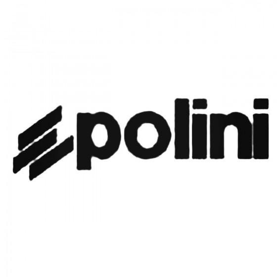 Polini Decal Sticker