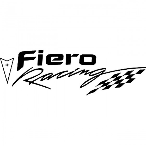 Pontiac Fiero Racing...