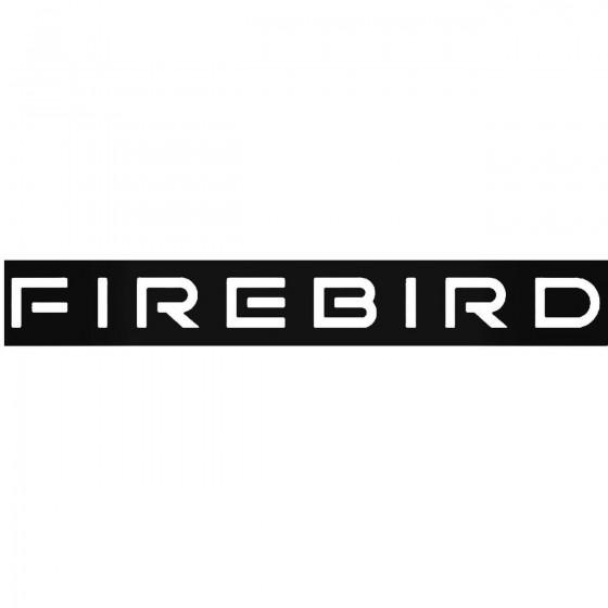 Pontiac Firebird Windshield...