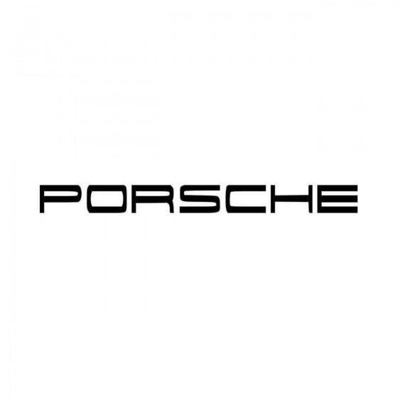 Porsche Aftermarket Logo...