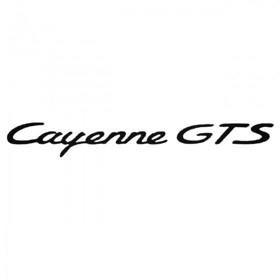 Porsche Cayenne Gts...