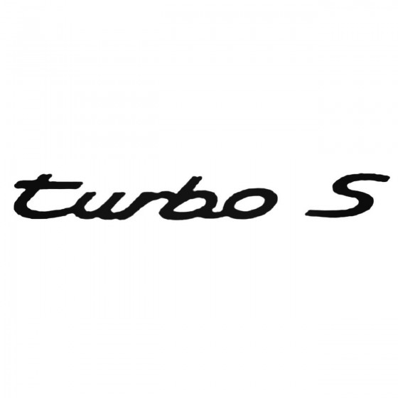Porsche Turbo S 1992...