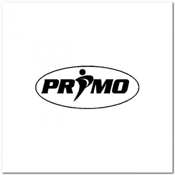 Primo Sports Vinyl Decal