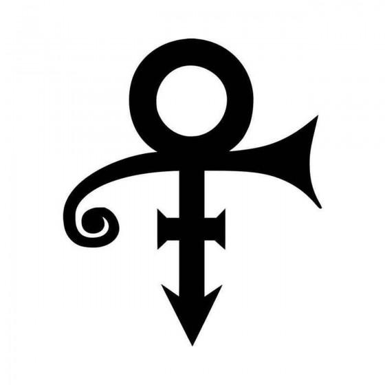 Prince Symbol Vinyl Decal...
