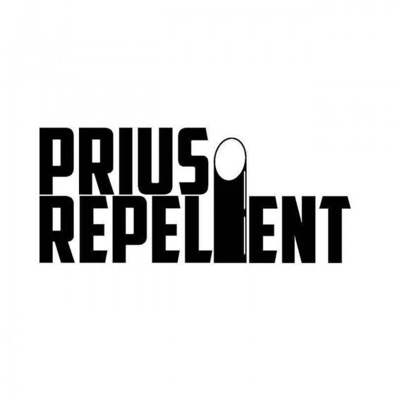 Prius Repellent Stack Vinyl...
