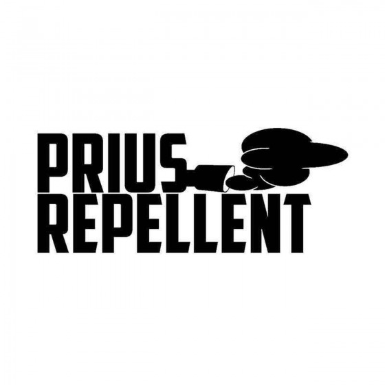 Prius Repellent Tip Smoke...