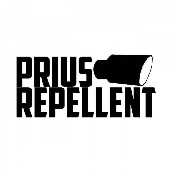 Prius Repellent Tip Vinyl...