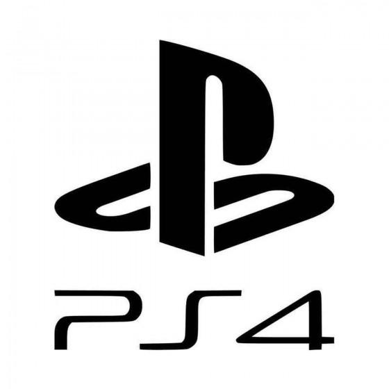 Ps Playstation V Logo Vinyl...