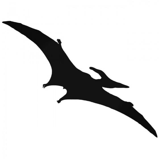 Pterodactil Dinosaur Decal...