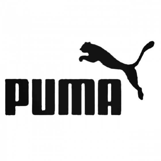Puma Aftermarket Decal Sticker