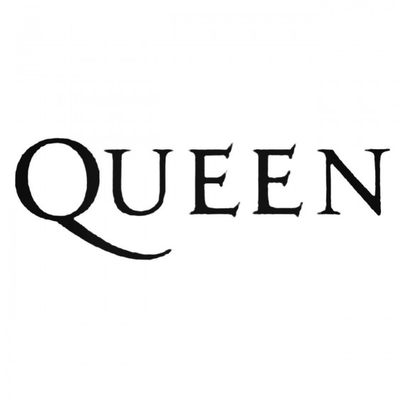 Queen Classic Decal Sticker