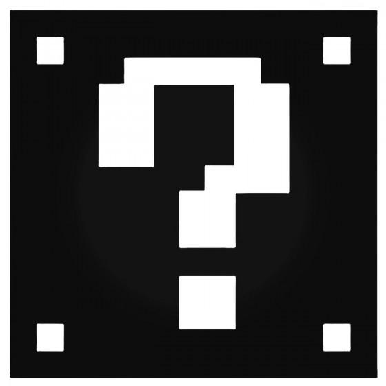 Question Mark 8bit Super...