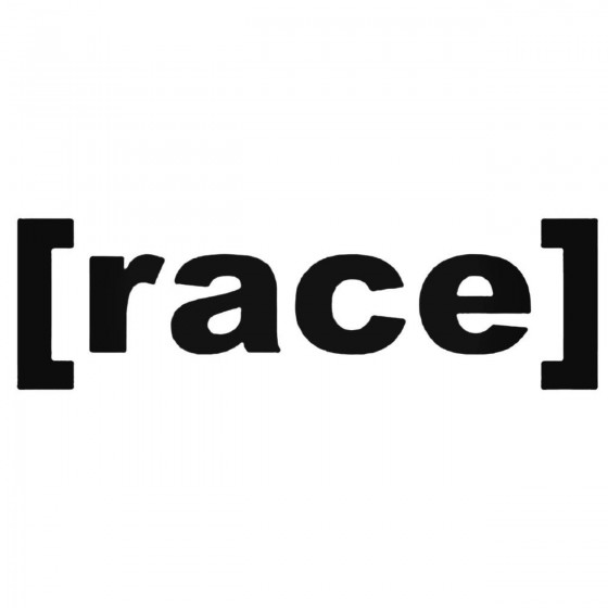 Race Jdm Decal Sticker
