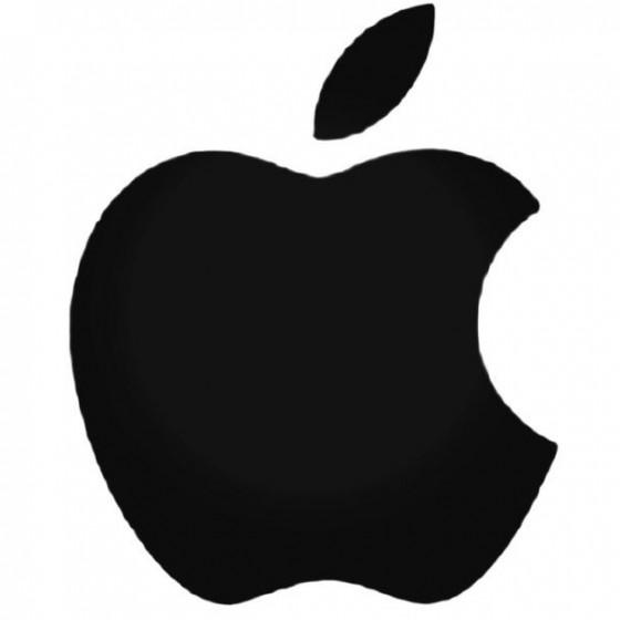 Apple Decal Sticker