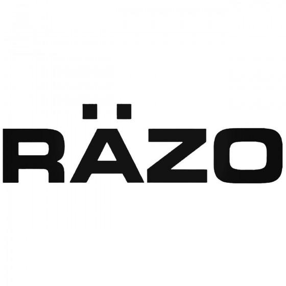 Razo 2 Graphic Decal Sticker