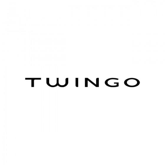 Renault Twingo Ecriture...