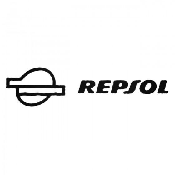 Repsol Decal Sticker