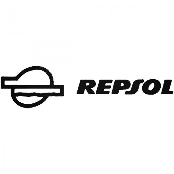 Repsol Vinyl Decal
