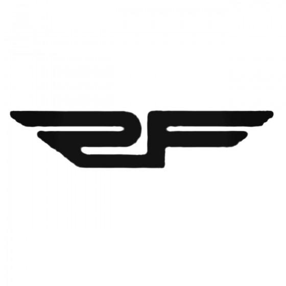 Rf Decal Sticker