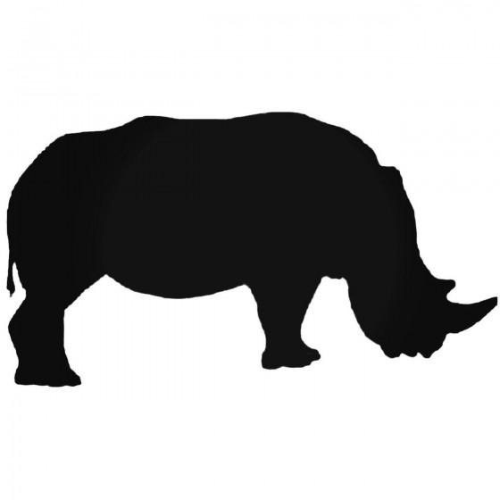 Rhino 11 Decal Sticker