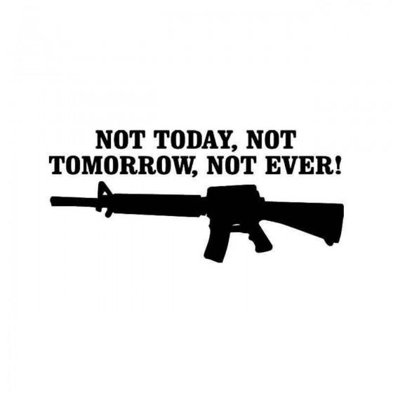 Rifle Gun Forever Vinyl...
