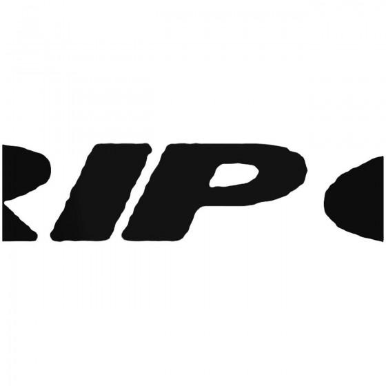 Rip Curl Logo 2 Vinyl Decal...