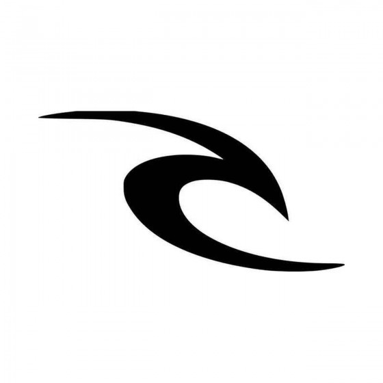 Rip Curl Logo Surfing Vinyl...