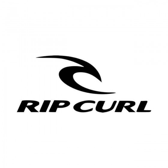 Rip Curl With Text Vinyl...