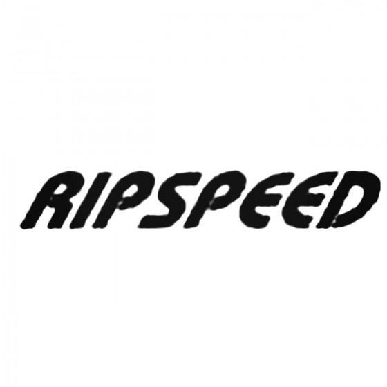 Ripspeed Decal Sticker