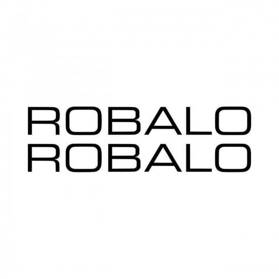 Robalo Boats Vinyl Decal...