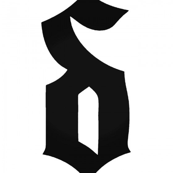 Rock Band S Shinedown Decal