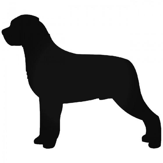 Rottweiler Dog 1 Vinyl...