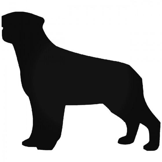 Rottweiler Dog 2 Vinyl...