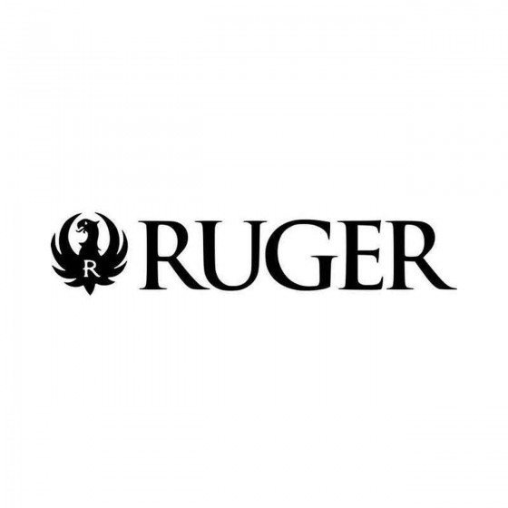 Ruger Firearms Vinyl Decal...