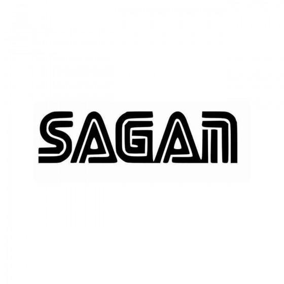 Sagan Vinyl Decal Sticker