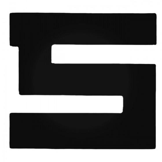 Saracen S Decal Sticker