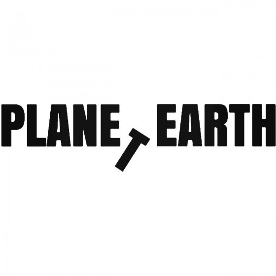 Save Planet Earth Decal...