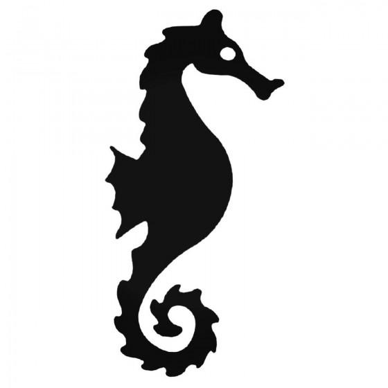 Sea Horse Decal Sticker