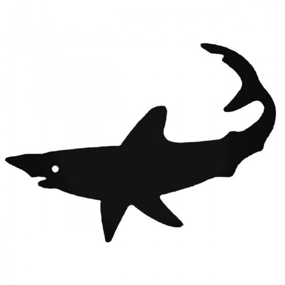 Shark 2 Decal Sticker