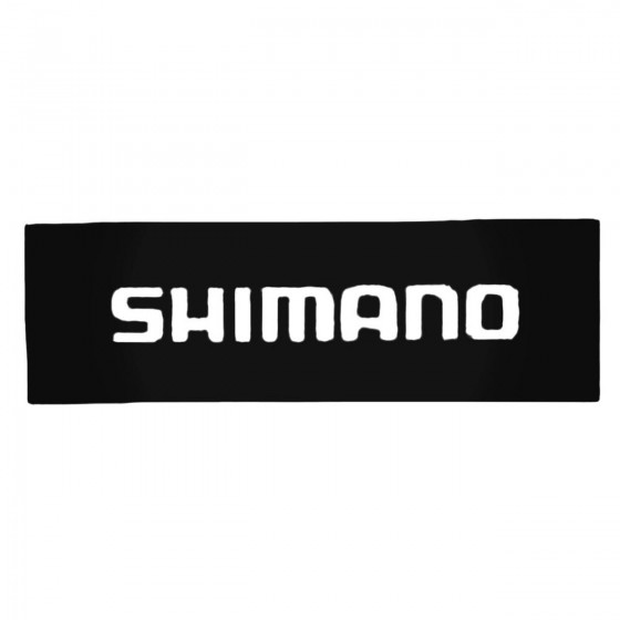 Shimano Block Decal Sticker