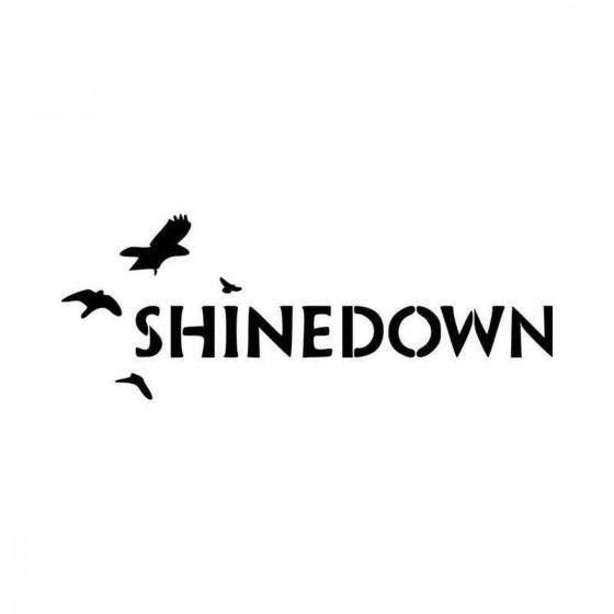 Shinedown Rock Band Logo...