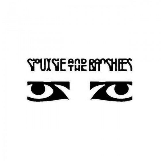 Siouxsie Decal Sticker