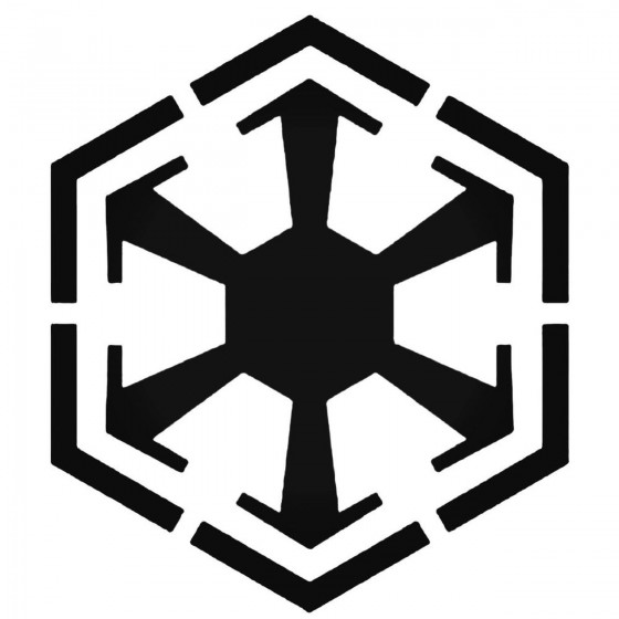 Sith Empire Star Wars Decal...