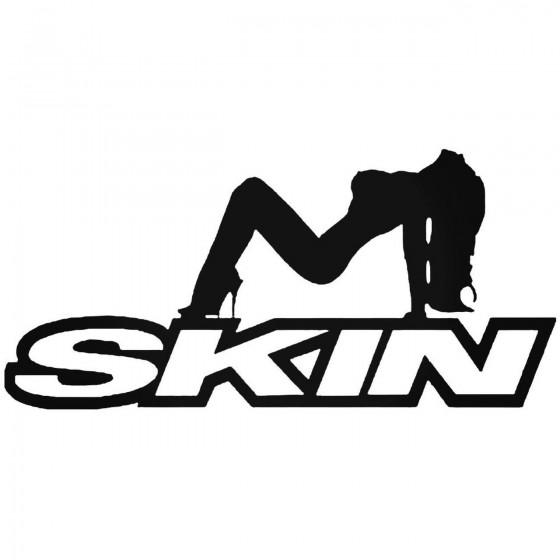 Skin Industries Decal Sticker