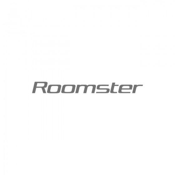 Skoda Roomster Vinyl Decal...
