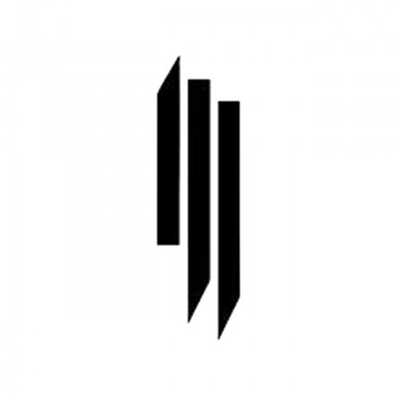 Skrillez III Decal Sticker
