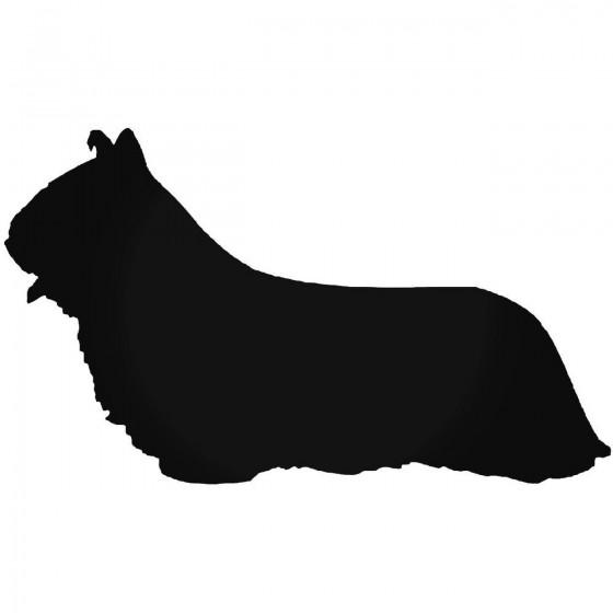 Skye Terrier Dog Vinyl...
