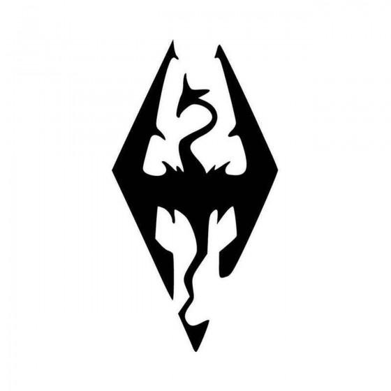 Skyrim Elder Scrolls Vinyl...