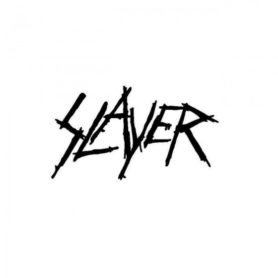 Slayer Hard Rock Band Die...