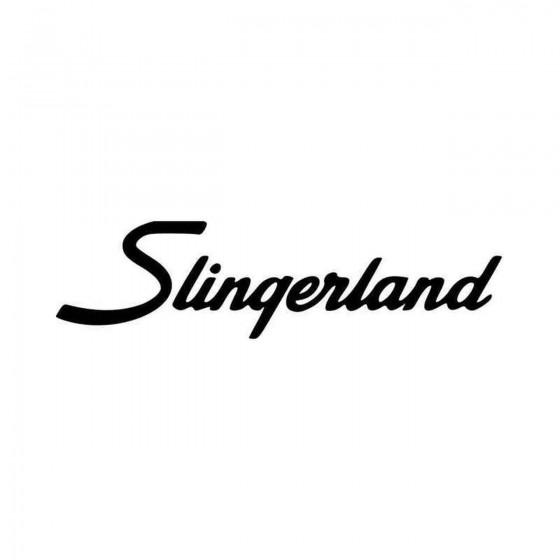Slingerland Drum Logo...